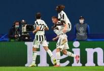 Victoria a la italiana puso a Juventus en lo alto de su grupo en Champions