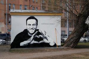 El premio Sájarov a la libertad de conciencia es otorgado al ruso Alexei Navalny