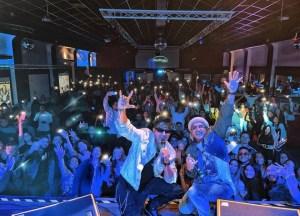 Juan Miguel y Sixto Rein culminaron su gira en España por todo lo alto