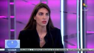 """Camila Fabri, postulada a los Óscar como """"mejor actriz"""" por su película """"Alex Saab quiere a Venezuela"""" (VIDEO DRAMÁTICO)"""