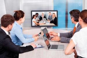¿El trabajo a futuro será híbrido y las reuniones también?