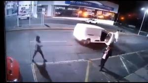 Tragedia en México: Un ataque armado acabó con la vida de seis personas en 50 segundos (VIDEO)
